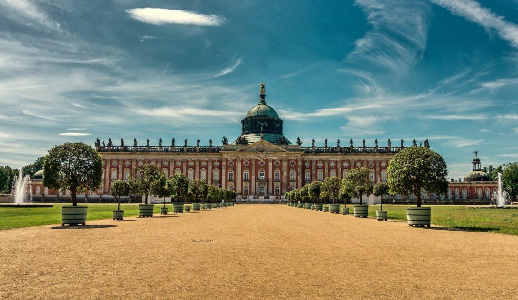 Sehenswürdigkeiten in Potsdam: Neues Palais Potsdam