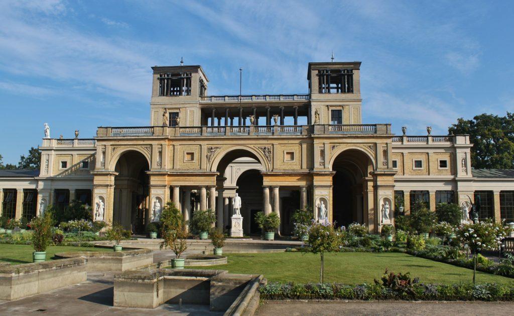Sehenswürdigkeiten in Potsdam: Orangerie Potsdam