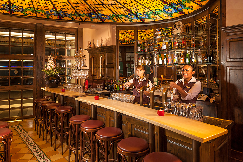 Dorint Hotel Sanssouci Bierstube-Fritze