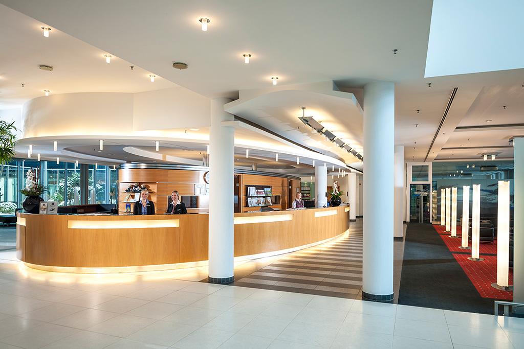 Dorint Hotel Sanssouci Lobby