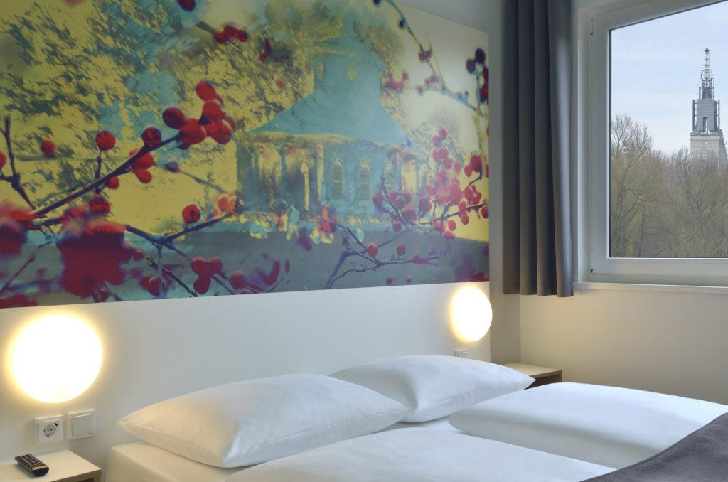 B&B Hotel Potsdam Frenchbettzimmer