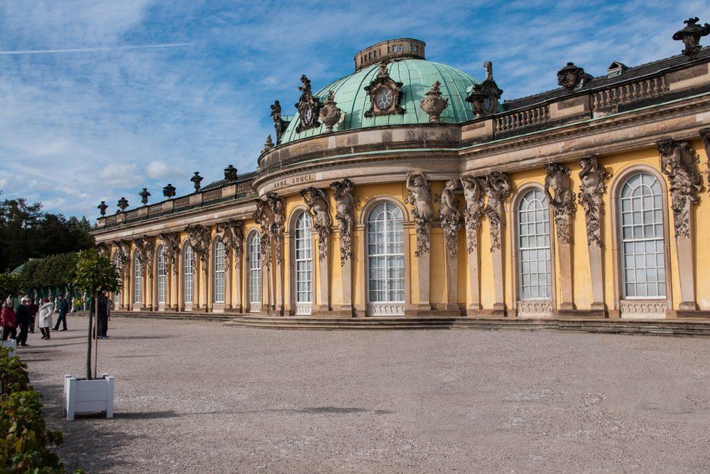 Stadt- und Schlösserrundfahrt Potsdam