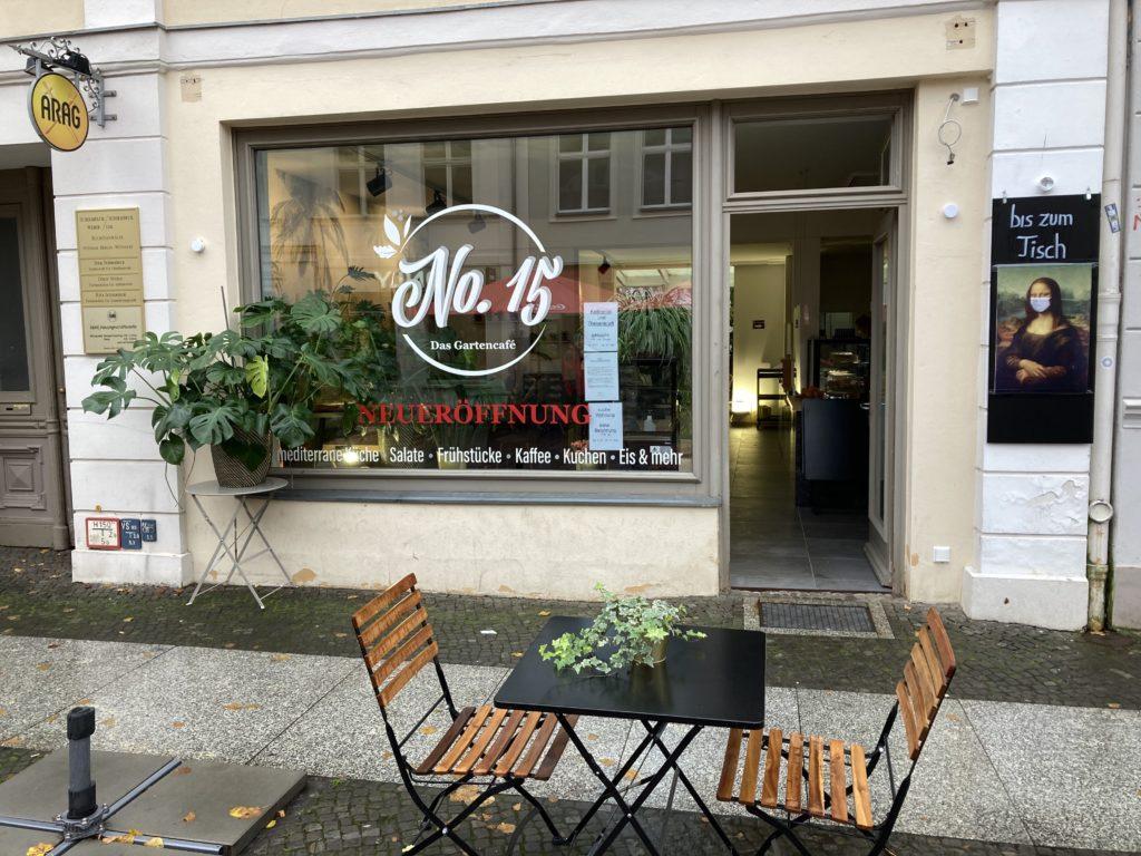 No. 15 Café-Restaurant Potsdam