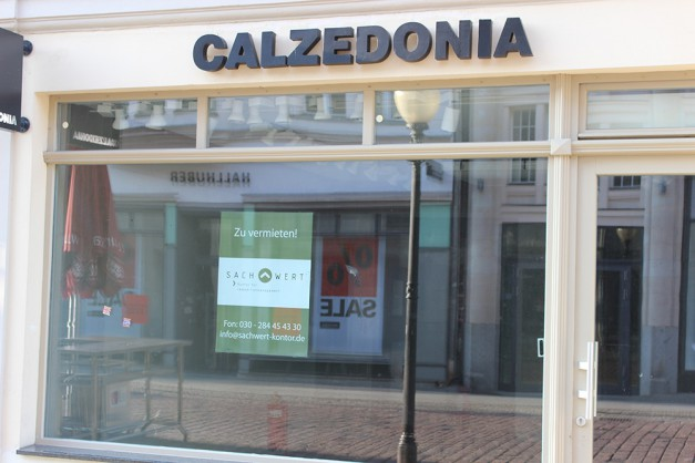 Calzedonia Brandenburger Straße Potsdam