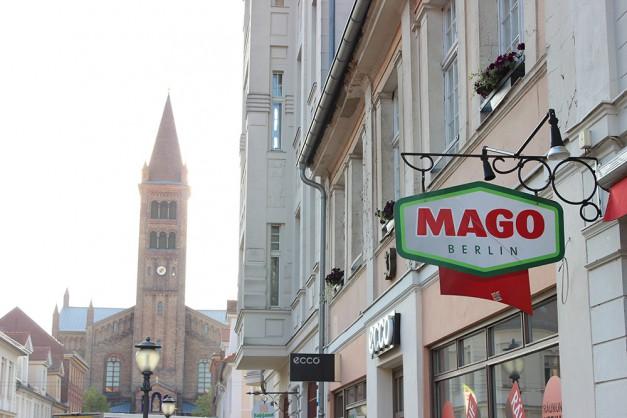 Mago Brandenburger Straße Potsdam